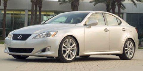 2006 Lexus IS 350 4dr Sport Sdn Auto CD Changer Bucket Seats