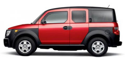 2006 Honda Element 4WD LX AT SILVER Four Wheel Drive