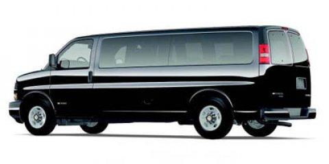 "2007 Chevrolet Express Passenger RWD 3500 155"" SUMMIT WHITE"