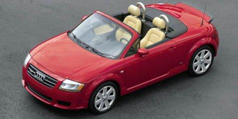 2006 Audi TT 2dr Roadster quattro D.S. Auto Papaya Orange