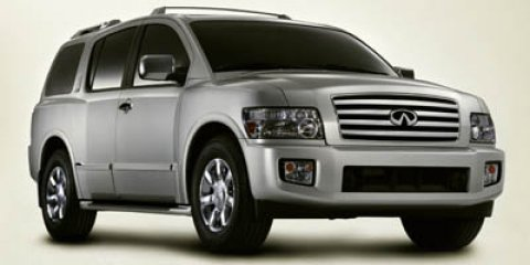 2006 Infiniti QX56 4dr 4WD BLACK Bluetooth Connection