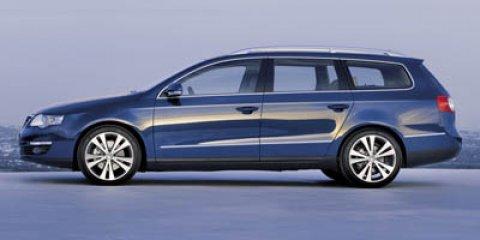 2007 Volkswagen Passat Wagon 4dr Auto 2.0T FWD BLUE