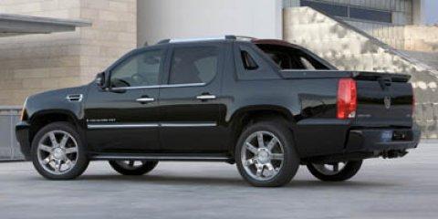 2007 Cadillac Escalade EXT AWD 4dr BLACK RAVEN