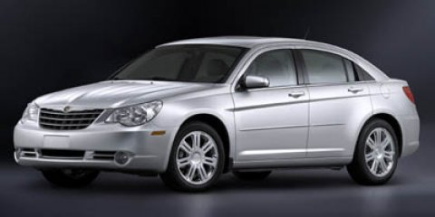 2007 Chrysler Sebring Sdn 4dr Touring SILVER Cloth Seats