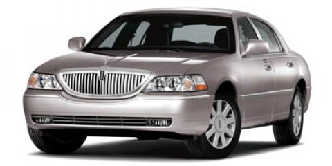 2007 Lincoln Town Car 4dr Sdn Signature Limited SILVER