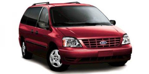 2007 Ford Freestar Wagon 4dr SE GRAY Cloth Seats