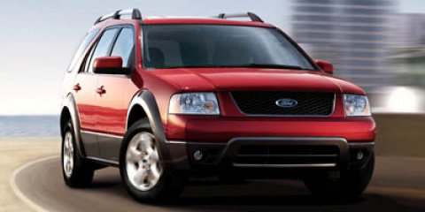 2007 Ford Freestyle 4dr Wgn SEL FWD Child Safety Locks CD Playe