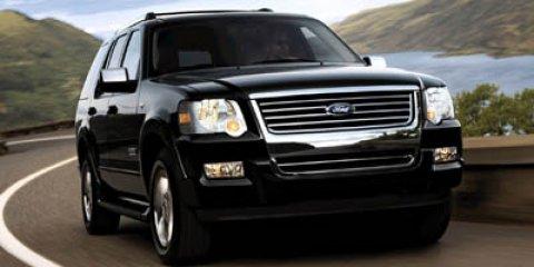 2007 Ford Explorer 4WD 4dr V6 XLT SILVER Conventional Spare Tir