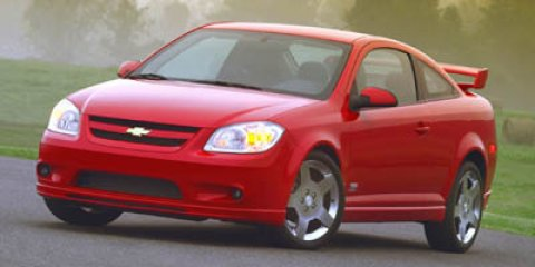 2007 Chevrolet Cobalt 2dr Cpe SS BLACK Cruise Control CD Player