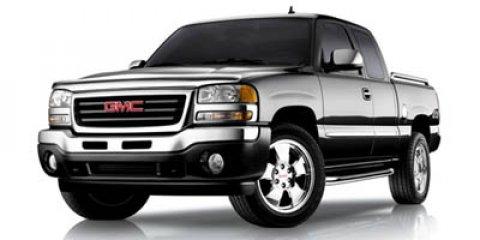 """2007 GMC Sierra 2500HD Classic 4WD Ext Cab 143.5"""" SLE1 DEEP BLU"""