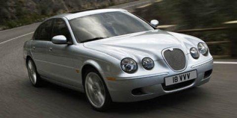 2007 Jaguar S-TYPE 4dr Sdn 3.0 Bucket Seats Brake Assist