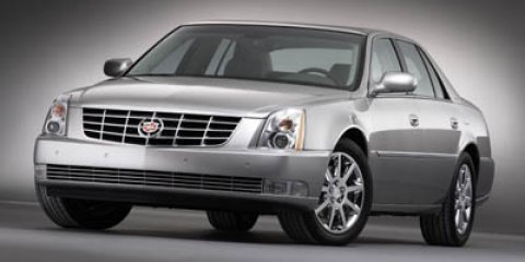 2007 Cadillac DTS 4dr Sdn Luxury II GOLD MIST Bucket Seats