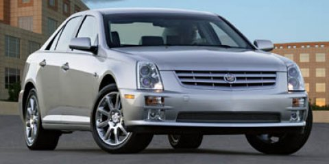 2007 Cadillac STS 4dr Sdn V8 WHITE DIAMOND TRICOAT