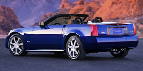 2007 Cadillac XLR 2dr Convertible CD Changer Bucket Seats