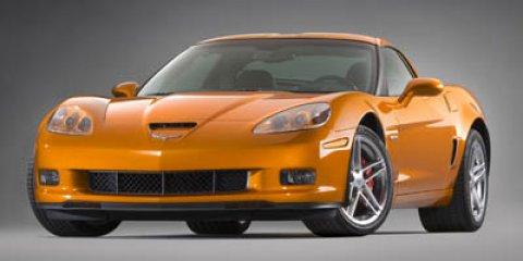 2007 Chevrolet Corvette 2dr Cpe Z06 VELOCITY YELLOW TINTCOAT
