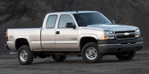 2007 Chevrolet Silverado 2500HD Classic BROWN