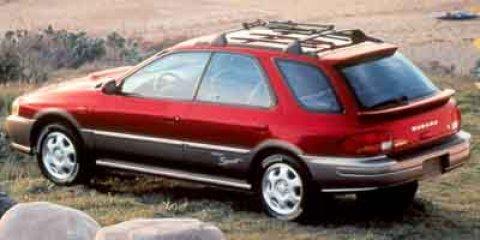 2002 Subaru Impreza Wagon 5dr Wgn WRX Sport Manual PLATINUM