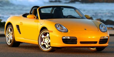 2007 Porsche Boxster 2dr Roadster S Convertible Soft Top