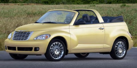 2007 Chrysler PT Cruiser 2dr Conv SILVER