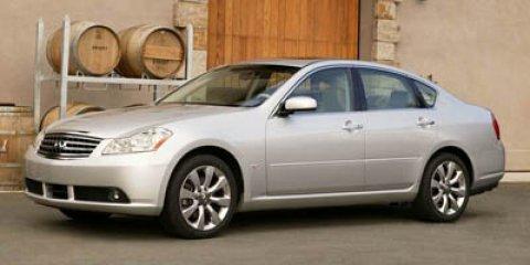 2007 Infiniti M35 4dr Sdn x AWD CD Changer Bucket Seats