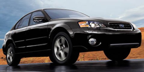 2007 Subaru Legacy Sedan 4dr H4 AT Outback Ltd CHAMPAGNE GOLD
