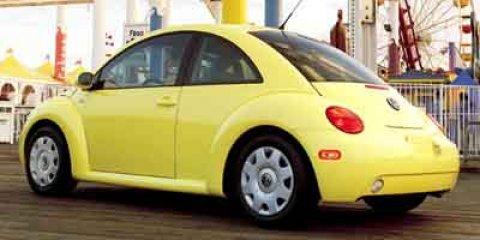 2001 Volkswagen New Beetle 2dr Cpe GLS Auto RED