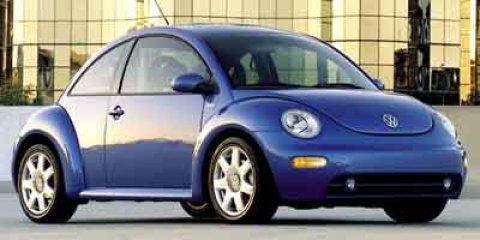 2002 Volkswagen New Beetle 2dr Cpe GLX Turbo Auto SILVER