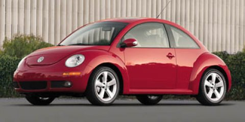 2007 Volkswagen New Beetle Coupe Cruise Control
