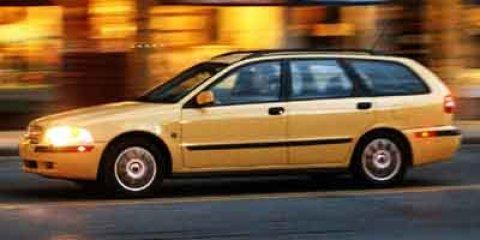 2001 Volvo V40 Cloth Seats Climate Control Child Safety Locks