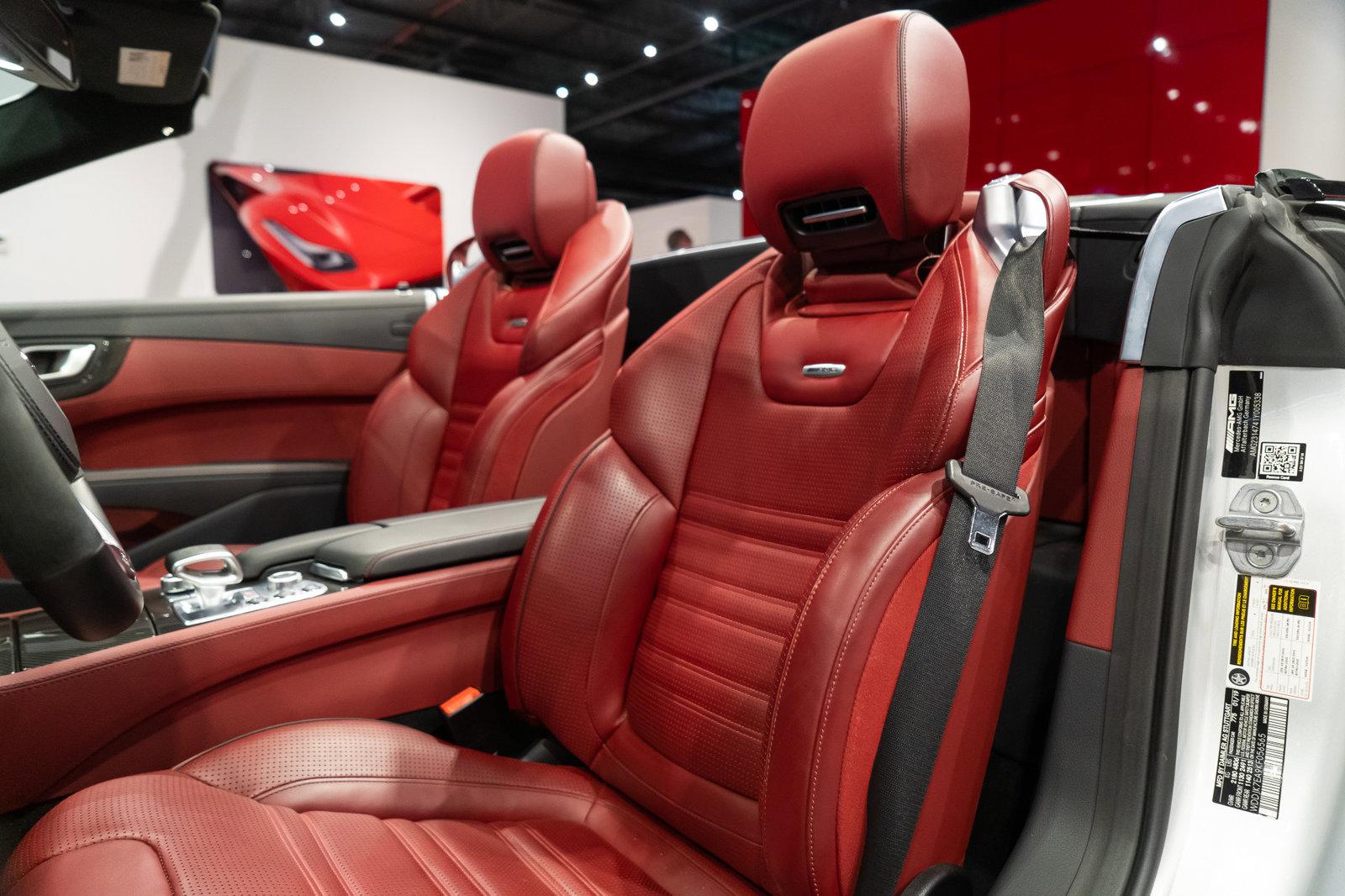 Pre-Owned 2019 Mercedes-Benz SL AMG® SL 63