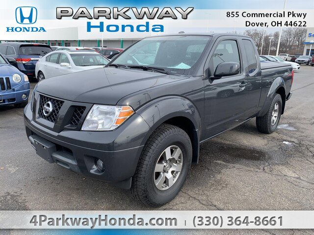 Special - 2012 Nissan Frontier
