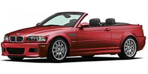 2002 BMW 3 Series 2dr STD Convertible Heated windshield washer jets Frontrear body-colored bumper
