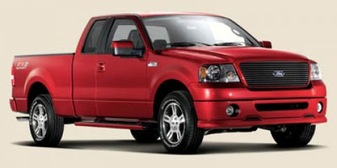 2007 FORD F-150 STX 4dr SuperCab Styleside 65 ft SB Removable tailgate wkey lock  lift assist