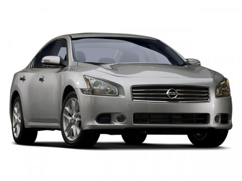 2009 NISSAN Maxima 35 SV 4dr Sedan Compact spare tire Chrome Door Handles Body color bumpers UV