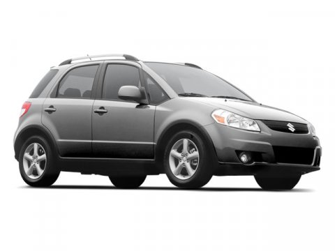 2009 SUZUKI SX4 AWD 4dr Crossover 5M wTouring Package 16 alloy wheels Rear spoiler Fog lamps In