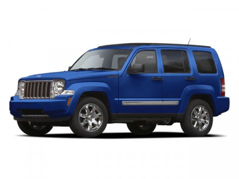 2010 JEEP Liberty 4x2 Sport 4dr SUV Bodyside molded-in-color moldings P22575R16 All-season BSW ti