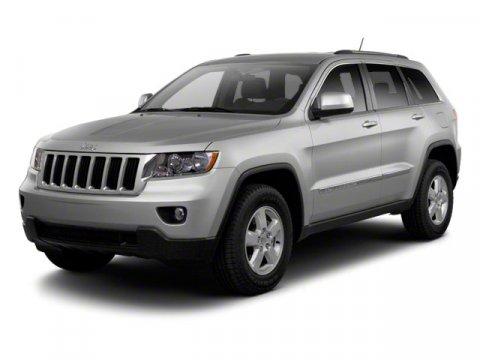 2011 JEEP Grand Cherokee 4x2 Laredo 4dr SUV Heated mirrors Body color mirrors Laminated front doo