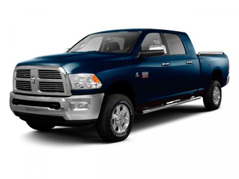 2012 RAM 2500  Bright rear bumper Body color fuel filler door Black-out tape Body colorchrome d