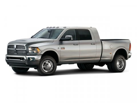 2012 RAM 3500 4x4 Laramie Longhorn 4dr Mega Cab 63 ft SB DRW Pickup Body-color headlamp filler pa