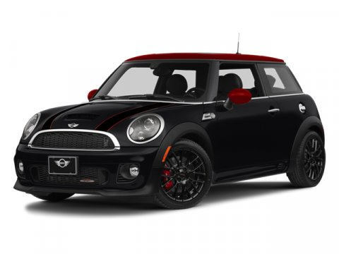 2013 MINI Cooper Hardtop  Run-flat tires Pwr mirrors Front fog lights Haloge