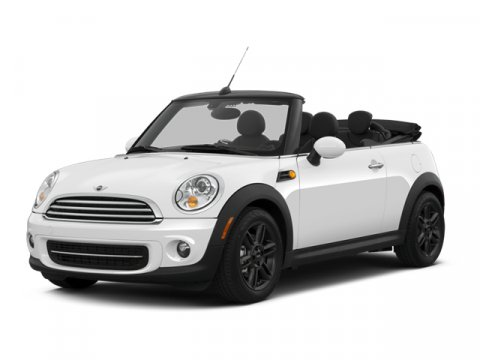 2013 MINI Cooper Convertible  Run-flat tires Body-color sport bumpers Body-co