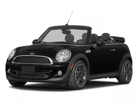 2013 MINI Cooper Convertible  Run-flat tires Front fog lights Black mesh gril