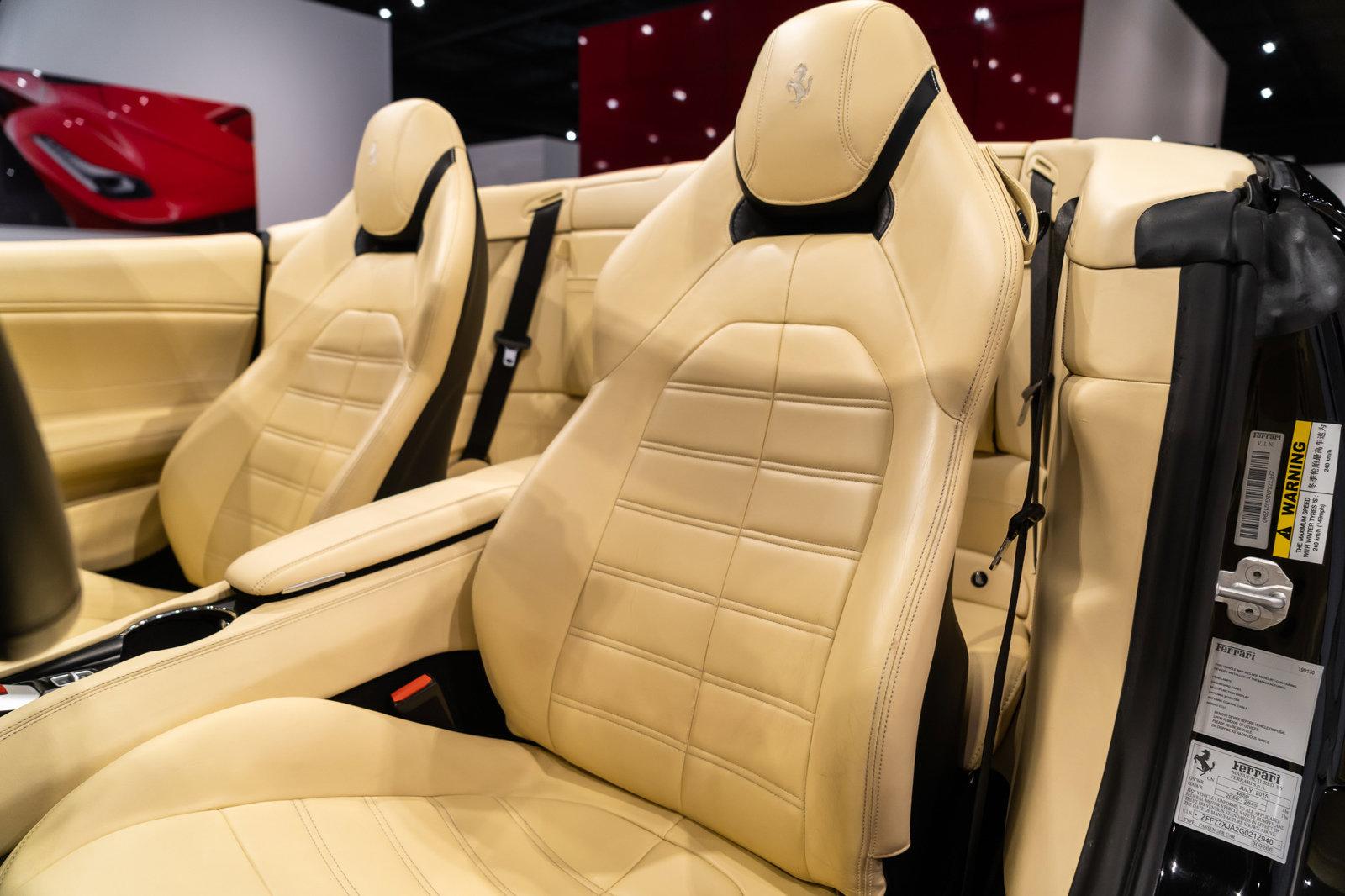 Certified Pre-Owned 2016 Ferrari California