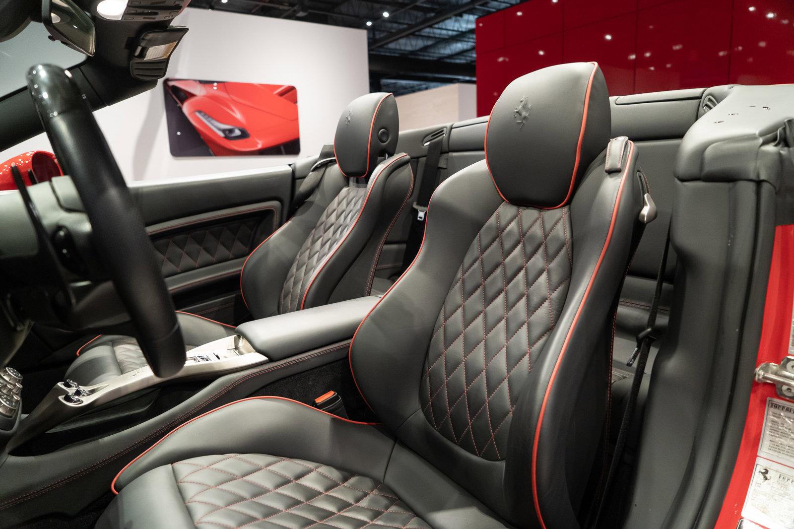 Certified Pre-Owned 2010 Ferrari California