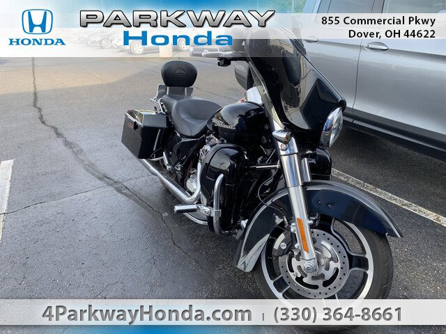 Special - 2013 HARLEY STREET GLIDE