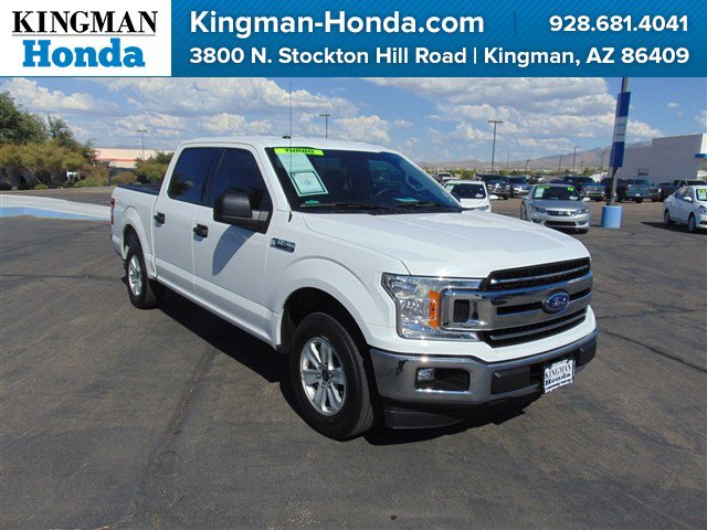 Special - 2018 Ford F-150 XLT CREW