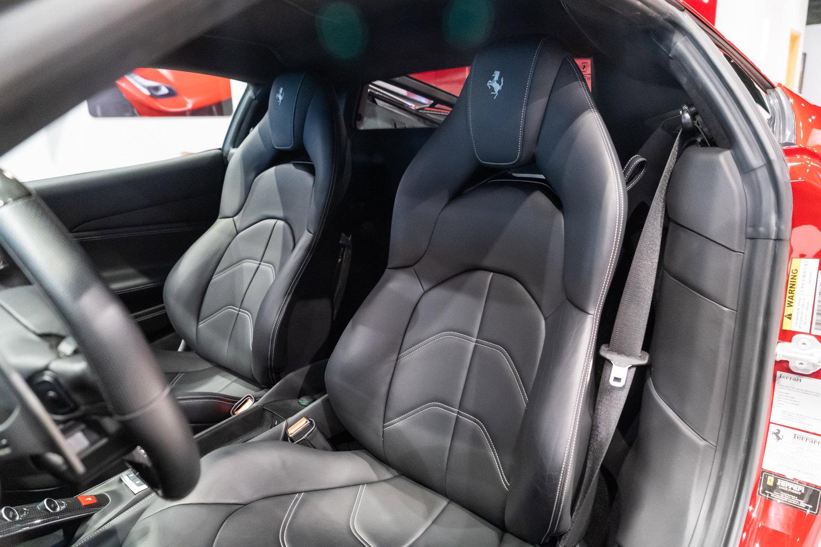 Certified Pre-Owned 2019 Ferrari 488 GTB