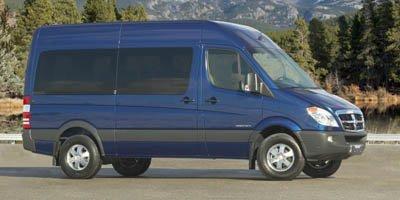 "2007 Dodge Sprinter Wagon 2500 144"" Turbocharged Diesel V6 3.0L/ [4]"