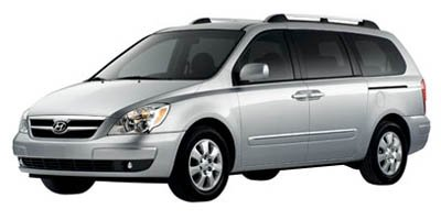 2007 Hyundai Entourage 4dr Wgn SE