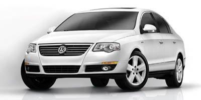 2007 Volkswagen Passat Sedan 20T Wolfsburg Edition Turbocharged Traction Control Stability Contr